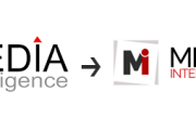 MEDIA INTELLIGENCE -  NOUVELLE IDENTITE VISUELLE